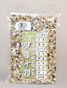 無農薬有機栽培雑穀 健康十穀 有機JAS認定の無農薬雑穀を熊本からお届け