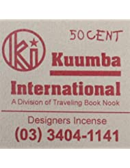 KUUMBA / クンバ『incense』(50CENT) (Regular size)