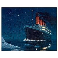CafePress - Titanic - Jigsaw Puzzle, 30 pcs.