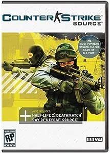Counter Strike: Source (PC) (輸入版)