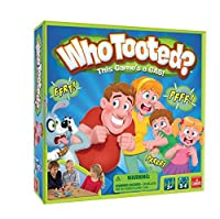 Who Tooted? 'The, um, Fart' Board Game for The Whole Family [並行輸入品]