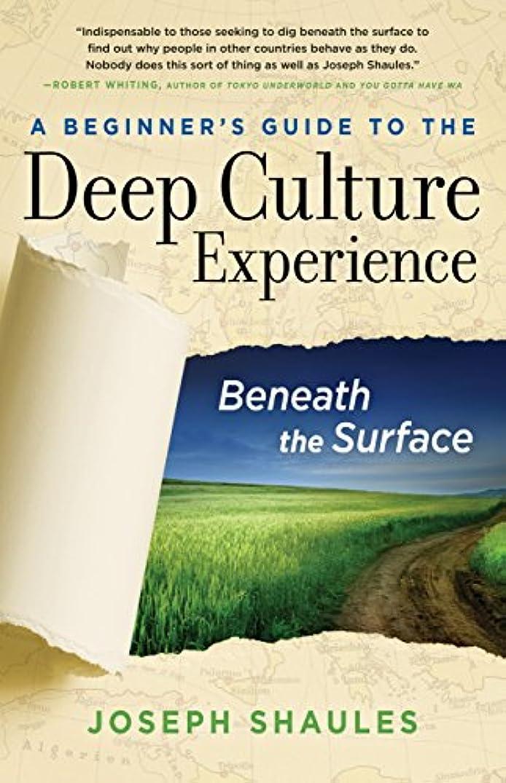 貸す目立つ有毒A Beginner's Guide to the Deep Culture Experience: Beneath the Surface (English Edition)