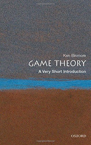 Very Short Introductions: Game Theoryの詳細を見る
