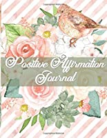 Positive Affirmation Journal: Develop an attitude of gratitude with a positive mindset to boost self-confidence with the law of attraction. ... Great gift for yourself, friends, and family.