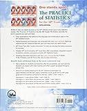 The Practice of Statistics 画像