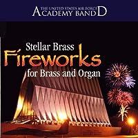 Fireworks for Brass & Organ