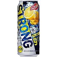 キリン 氷結 ストロング シチリア産レモン (500ml×24本)×2ケース