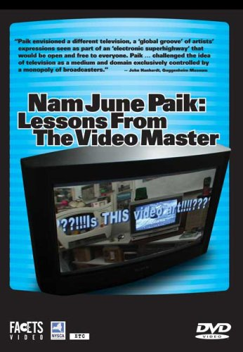 Nam Jun Paik: Lessons From the Video Master [DVD] [Import]
