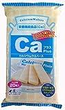 中新製菓 カルシウムウエハース (バニラ) 20枚×6袋