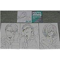 ユーリ!!! on ICE MAPPA show case MAPPA展 半券 連動ポストカード 勇利 ヴィクトル ユリオ 3種セット