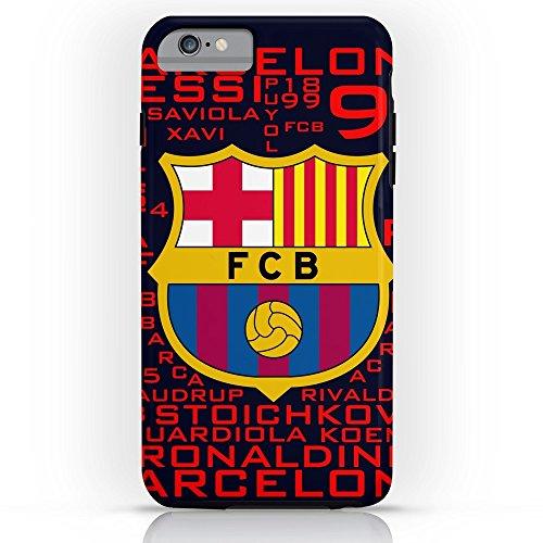 society6バルセロナMix tough case iPhone 6s Plus