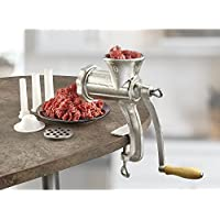 Guide Gear #10 Manual Cast Iron Meat Grinder by Guide Gear