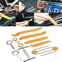 FidgetGear 12pcs/set Universal Car Auto Radio Stereo Dash Removal Install Tools Kit