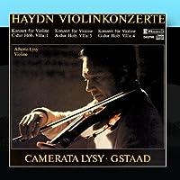 Joseph Haydn: Concertos For Violin & String Orchestra by Alberto Lysy & Camerata Lysy Gstaad