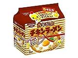 日清チキンラーメン 酉年記念5食パック ひよこちゃんナルト入り 450g×6袋