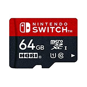 【Nintendo Switch対応】マイクロSDカード64GB for Nintendo Switch
