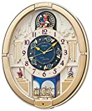 SEIKO(セイコー) 掛け時計 からくり時計 電波時計 トリプルセレクション 高品質 18曲メロディ アウトレット品 BC181G