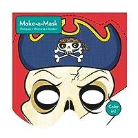 Mudpuppy Pirates Make-a-Mask [並行輸入品]
