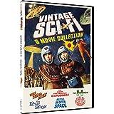 VINTAGE SCI-FI MOVIES - 6 MOVIE PACK