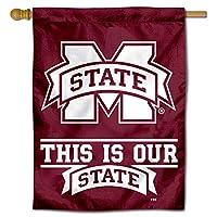 ミシシッピ州状態大学This Is Our状態両面House Flag