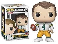 Pop! NFL Legends: Packers - Brett Favre (Away) [並行輸入品]