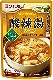 ダイショー 豆腐と卵で作る 酸辣湯用 スープ 300g×10袋