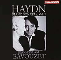 Haydn: Piano Sonatas Vol.1 by Bavouzet (2010-03-30)