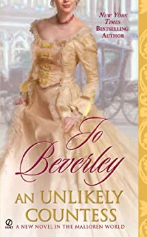 An Unlikely Countess (Mallorens & Friends series Book 11) by [Beverley, Jo]