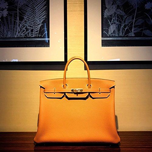 エルメス バーキン 40 トフィ トゴ ゴールド金具 HERMES Birkin bag 40 Toffee Veau Togo Gold hardware
