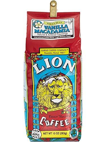 ライオンコーヒー バニラマカダミア 24oz 680g
