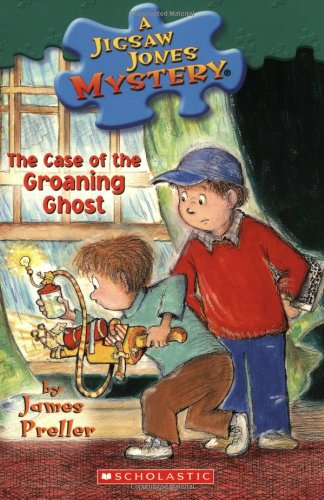 The Case of the Groaning Ghost (Jigsaw Jones Mystery)の詳細を見る