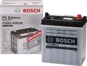 BOSCH [ ボッシュ ] 国産車バッテリー [ PS Battery ] PSBN-40B19L
