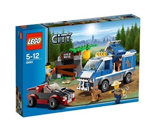 レゴ (LEGO) シティ フォレストポリスドックワゴン 4441