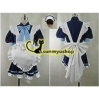 東京ミュウミュウ 藍沢 みんと メイド服●髪飾り付き☆コスプレ衣装