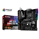 MSI MPG X570 GAMING EDGE WI-FI ATX マザーボード [AMD X570チップセット搭載] MB4781