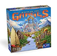 R&R Games Rajas of The Ganges Board Games [並行輸入品]