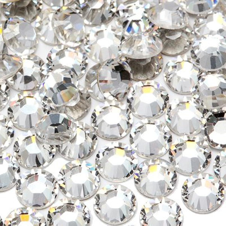 スカープルーダイヤモンドスワロフスキー (ss12, クリスタル)