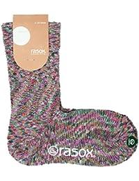 (ラソックス) rasox 靴下 / スプラッシュコットン