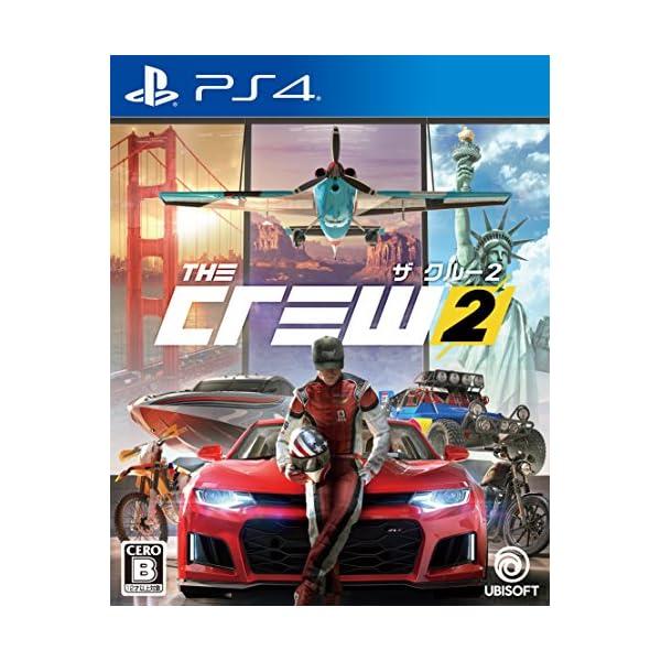 【PS4】ザ クルー2の商品画像