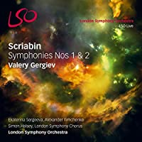 Scriabin: Symphonies 1 & 2