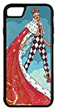 【Freddie Mercury/Queen】フレテ?ィ・マーキュリー イラスト iPhone7/ iPhone8 ハート?カハ?ー ケース [並行輸入品]