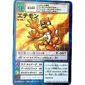 デジタルモンスターカードゲーム エテモン ノーマル Bo-340 (特典付:大会限定バーコードロード画像付)《ギフト》