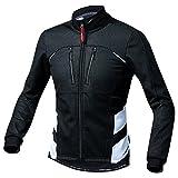 (パールイズミ)PEARL IZUMI 1500BL サイクルジャケット プレミアム ウィンドブレークジャケット[メンズ] 1500BL  1 ホワイト S