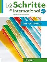 Schritte International Neu - dreibandige Ausgabe: Intensivtrainer A1 mit Audio