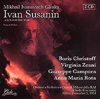 Glinka: Ivan Susanin by CHRISTOFF / RAI MILANO ORCH / SIMONETTO (2013-05-24)