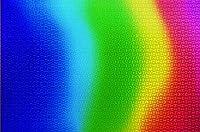 2016ピース ジグソーパズル Rainbow Gradation II ベリースモールピース(50x75cm)