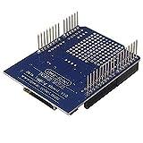 HiLetgo データ ロガー モジュール ロギング シールド データ レコーダ シールド Arduino UNOワット/ SDカードのために [並行輸入品]