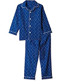 (セシール) cecile 男女児兼用 シャツパジャマ