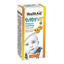 HealthAid Baby Vit Drops 25ml