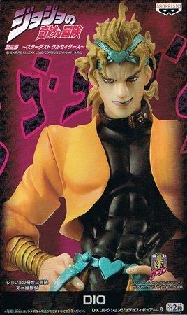 ジョジョの奇妙な冒険 DXコレクションジョジョフィギュア vol.9 DIO ディオ ノーマル 単品